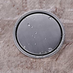 Round Shower Drain
