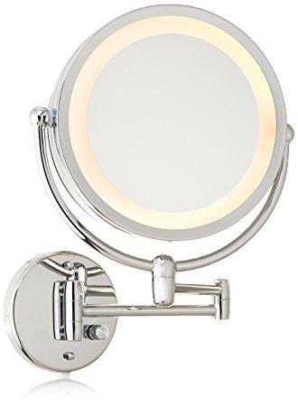 Wall Mounted Makeup Mirrors
