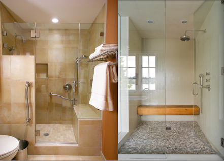 What are the Various Types of Contemporary Shower Seats | Knowledge Base