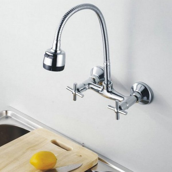 Discount Wall Mount Kitchen Sink Faucet On Sale Free Shipping