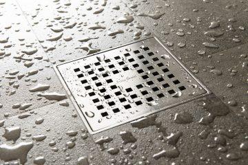 Modern Square Shower Drain