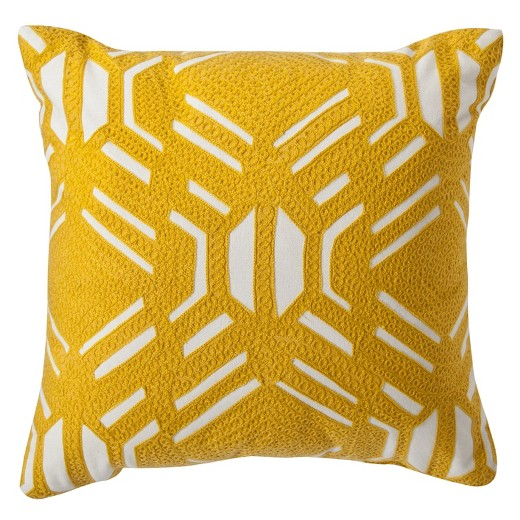 pattern pillows cane decorative bookmark decor threshold htm pillow yellow