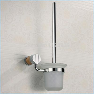 Toilet Brush And Holder White Ceramic