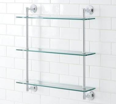 ... Wall Mounted Bathroom Shelves ...