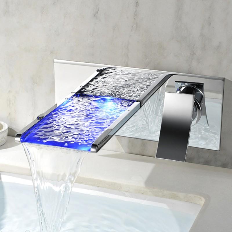 Buy Waterfall Bathroom Faucet online - homerises.com