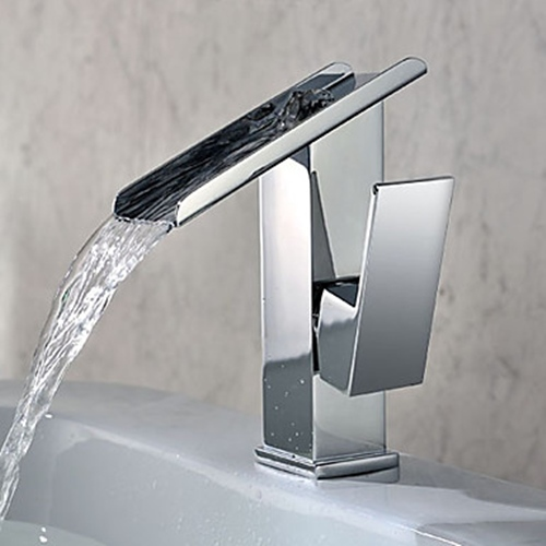... Waterfall Bathroom Faucet ...