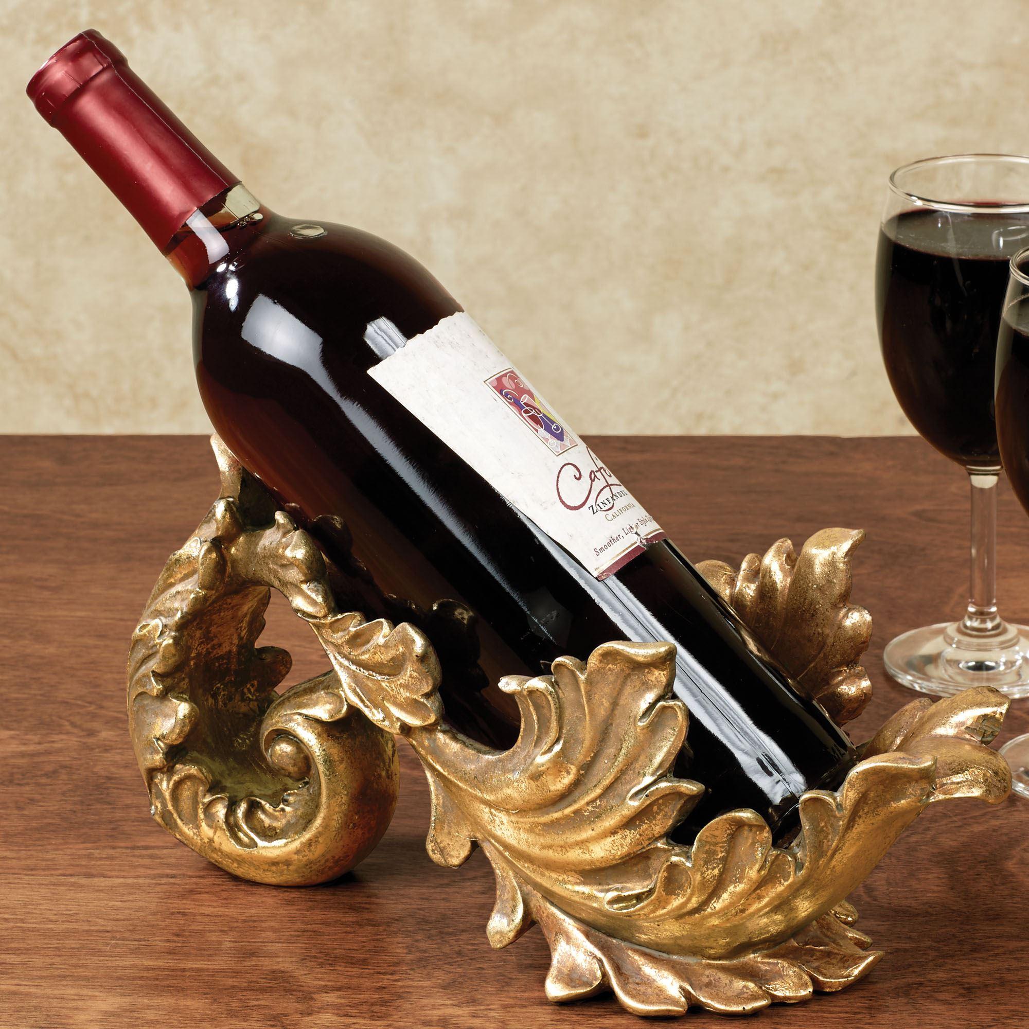 1141e8034b Decorative Wine Bottle Holders, Single Wine Bottle Holder For Sale