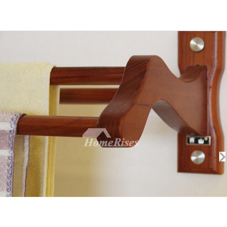 Painting Contemporary Brown Towel Bars