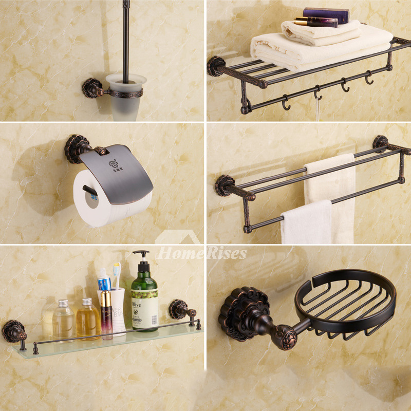 Venetian Bronze Bathroom Accessories HomeRises