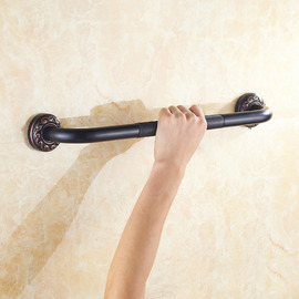 Oil-rubbed Bronze Grab Bar