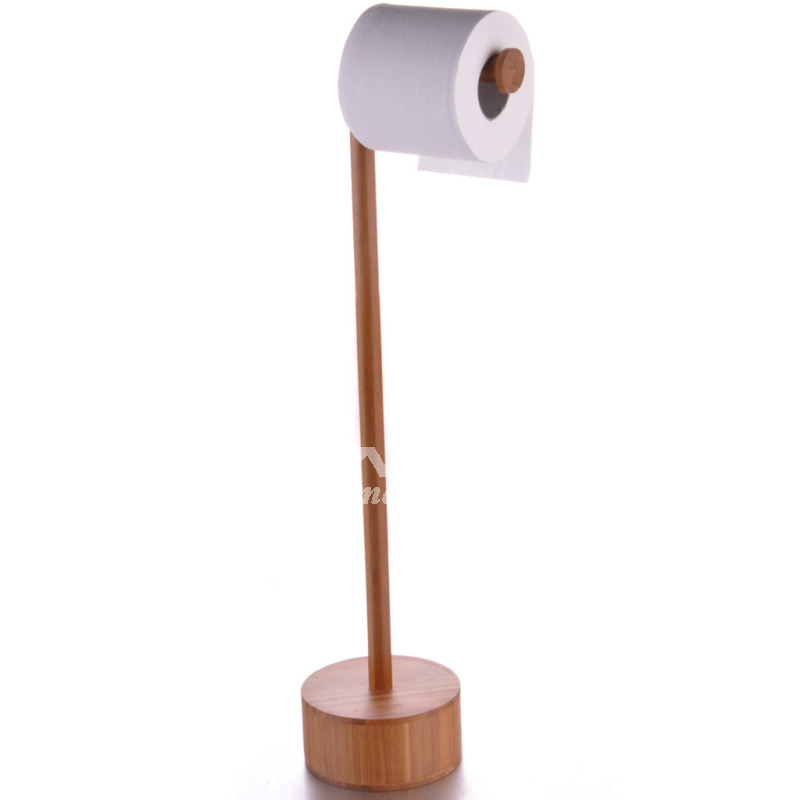 Painting Cognac high end Toilet Paper Holder