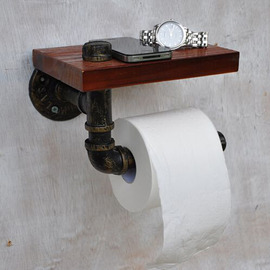 Antique Bronze Toilet Paper Holder