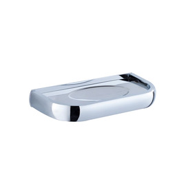 NC Best Polished Chrome Brass Wall Mounted Soap Dish
