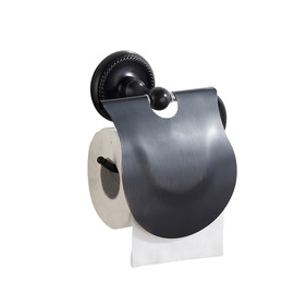 Oil-rubbed Bronze Antique Black Toilet Paper Holder