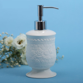 European Style Classic Ceramic / Resin Liquid Soap Dispenser