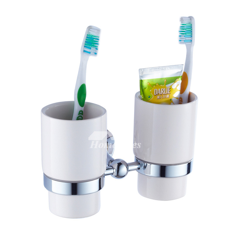 Silver Chrome Best Toothbrush Holder