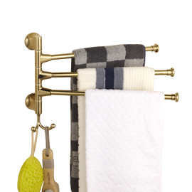 Polished Brass Best Golden Towel Bars