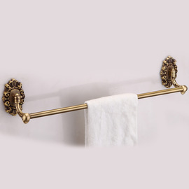Golden Rose Gold vintage Towel Bars