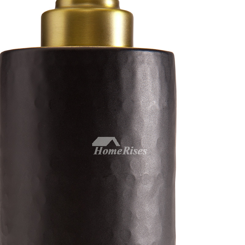 Luxury Golden Polished Brass Soap Dispensers