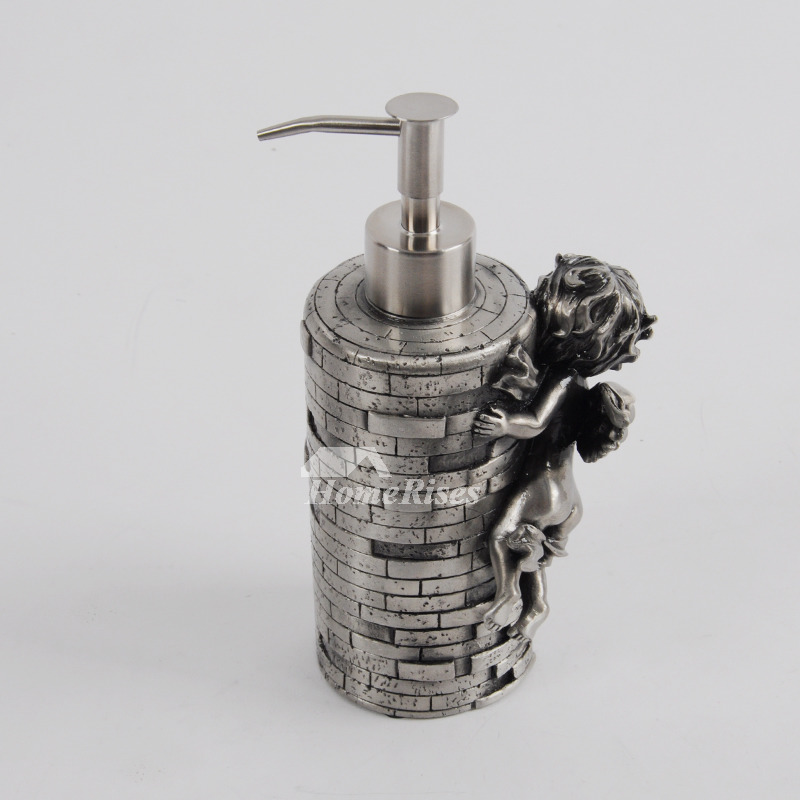 Silver luxury Silver Soap Dispensers