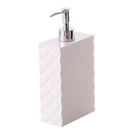 Painting Modern White Soap Dispensers