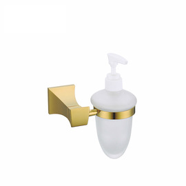 Golden Polished Brass Luxury Soap Dispensers