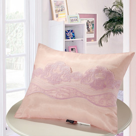 Rectangle Cute Tree Couch Polyester Fiber Pink Throw Pillows