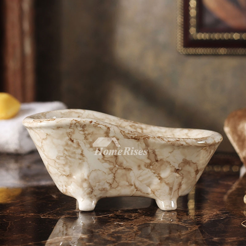 Fashion Ideas Ceramic Clawfoot Tub Soap Dish