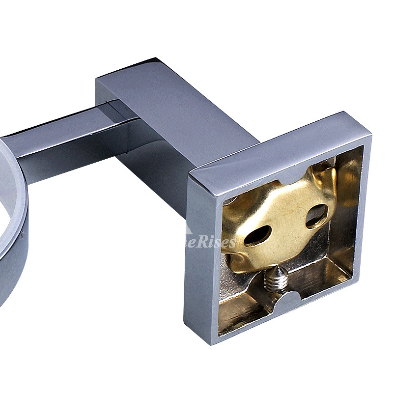 XBLE Modern 304 Stainless Steel Wall Mounted Soap Dish