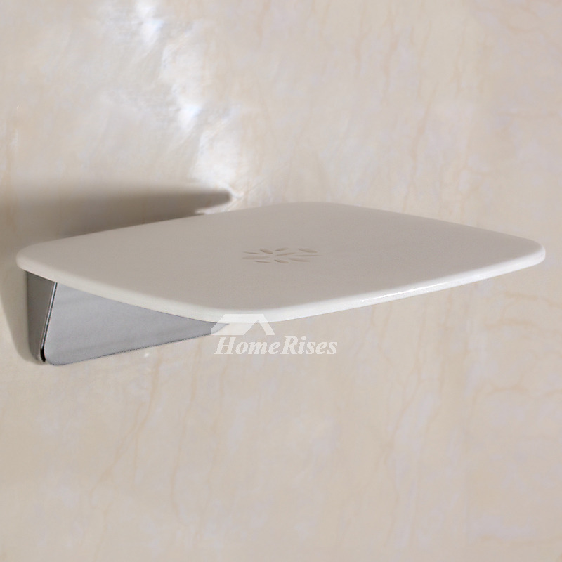 Modern High Quality Wall Mounted Folding Shower Seat