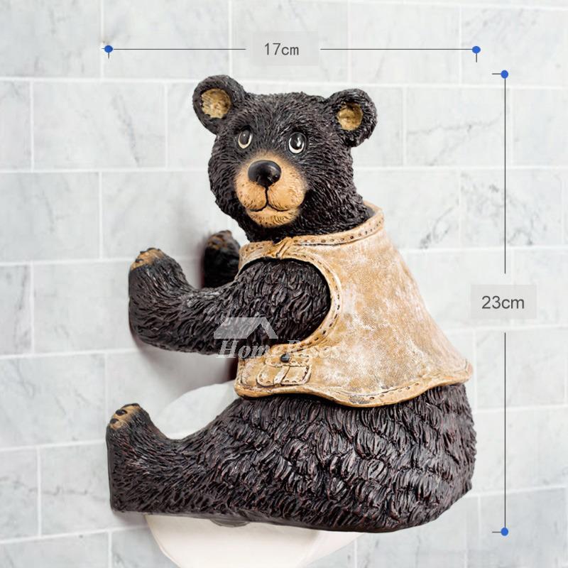 Toilet Paper Holder Unique