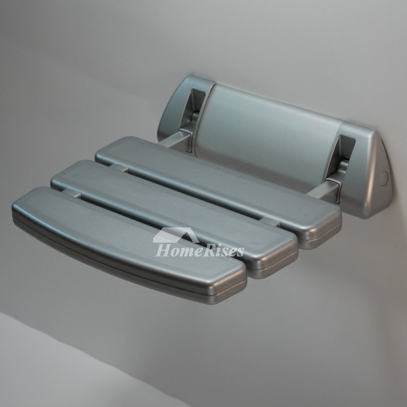 High Strength Plastic And Aluminum Wall Mounted Folding