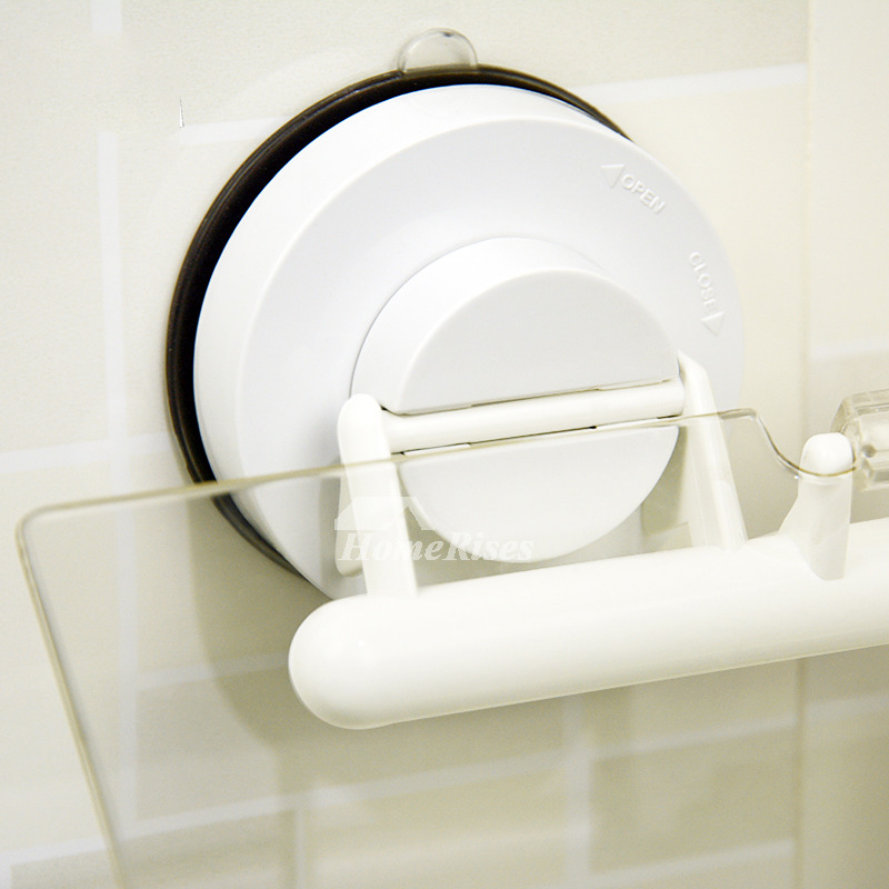Cheap Free Punching Sucker Wall Mounted Toilet Paper Holder