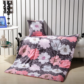 Fall Black And White Floral Cheap Throw Pillows For Couch