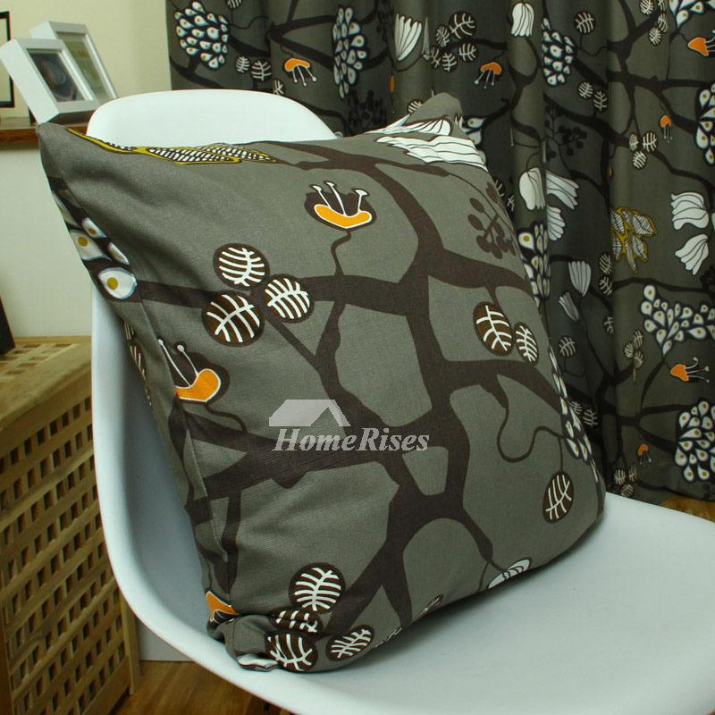 Cheap country dark gray throw pillows cotton flying shadow for Cheap gray throw pillows