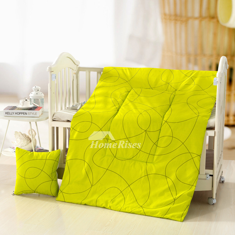 Modern Paisley Polyester Fiber Couch Yellow Throw Pillows