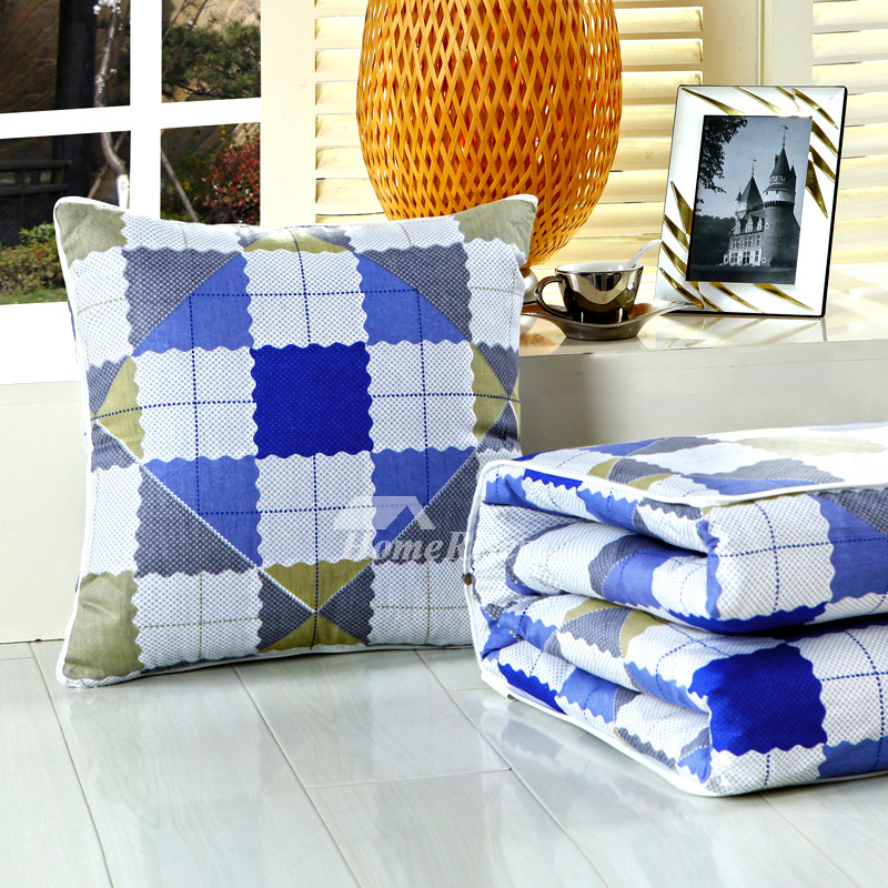 Outstanding Modern Blue And White Plaid Plaid Throw Pillows For Couch Pillow Core Not Included Ibusinesslaw Wood Chair Design Ideas Ibusinesslaworg