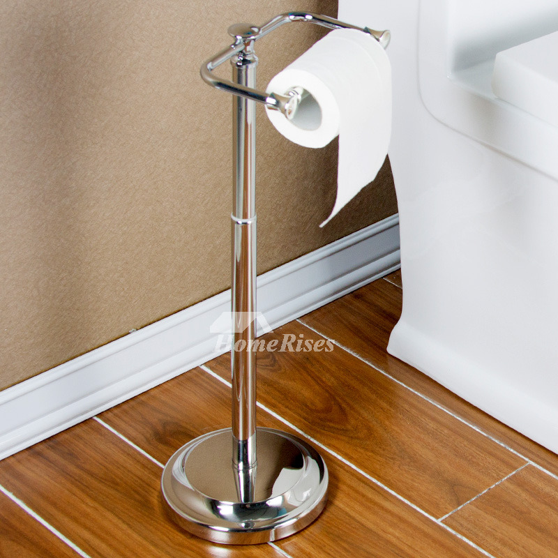 Polished Chrome Paper Towel Holder