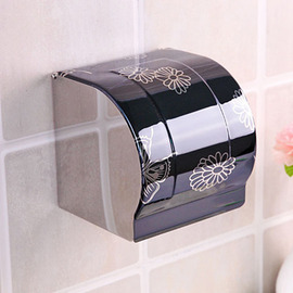 Cheap Toilet Paper Holder Wall Mount Stainless Steel Black/Gold/Blue/Blue And White Porcelain