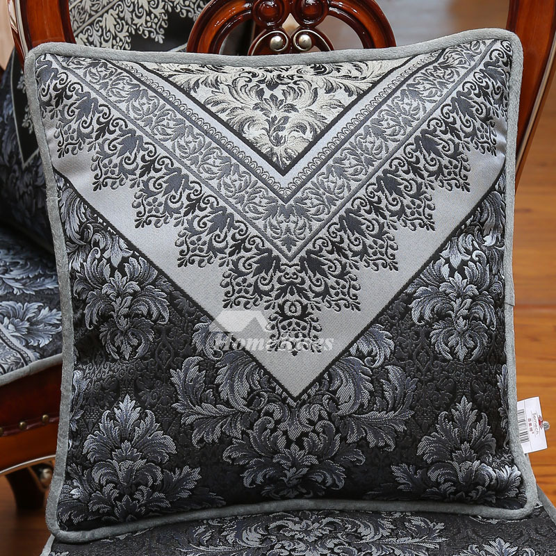 Admirable Luxury Vintage Floral Blue Best Throw Pillows For Couch Pillow Core Not Included Ocoug Best Dining Table And Chair Ideas Images Ocougorg