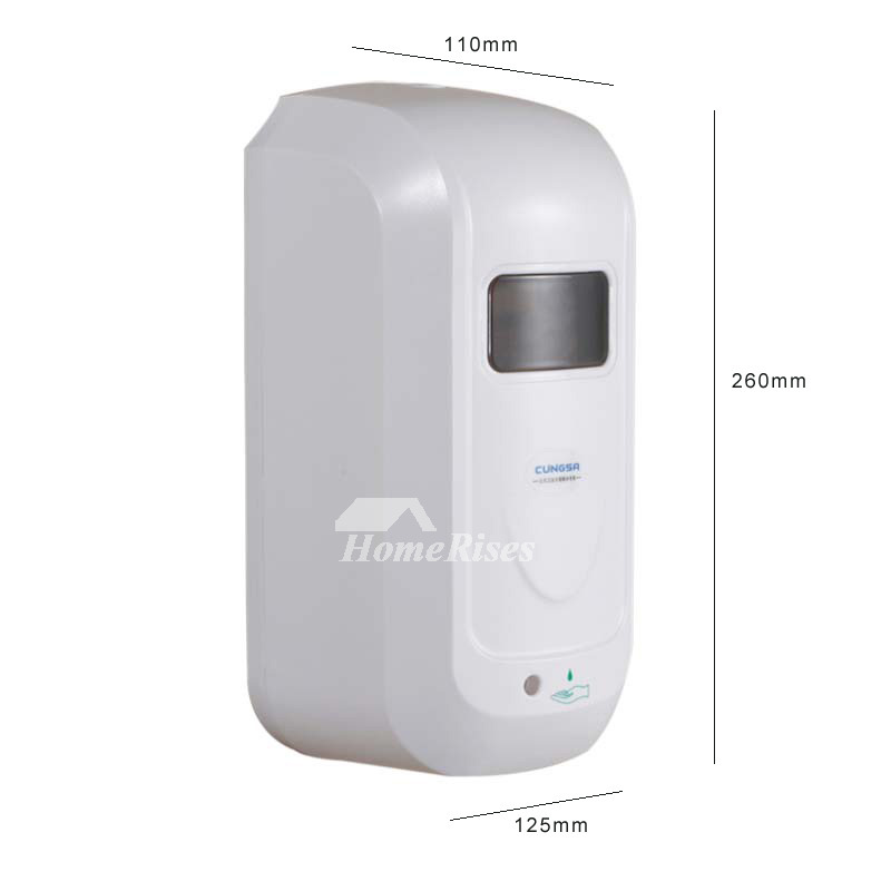 Battery Type Best Automatic Soap Dispenser ABS