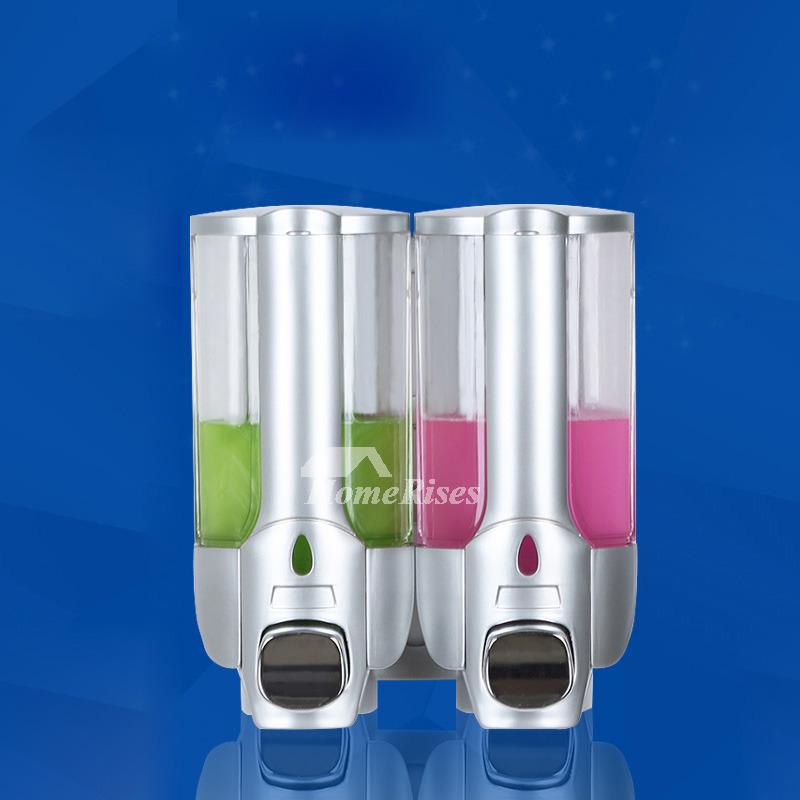 Designer Manual Soap Dispenser Abs Painting For Bathroom