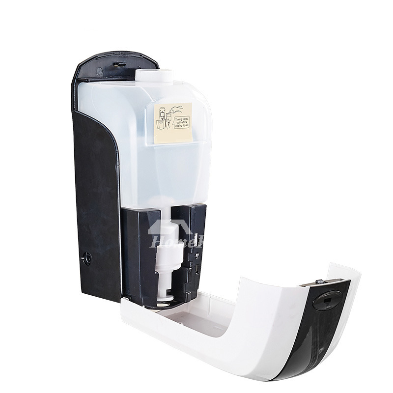 Battery Operated Soap Dispenser Foam Touchless Wall 1000ml