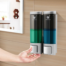 Wall Mounted Hand Soap Dispenser Press Type 400ml