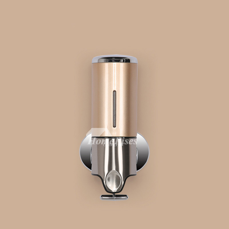 Stainless Steel Wall Mounted Soap Dispenser 500ml