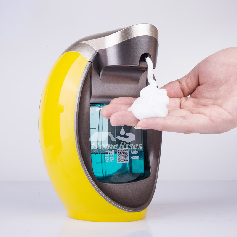 The Kitchen Sink Daily Painting 211: Automatic Foam Soap Dispenser 480ml Free Standing