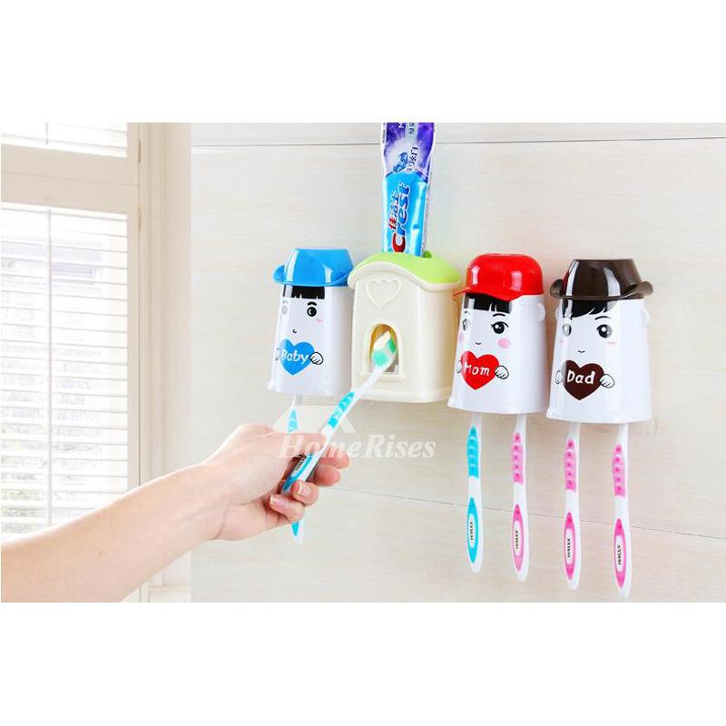 kids toothbrush holder suction cup for bathroom. Black Bedroom Furniture Sets. Home Design Ideas