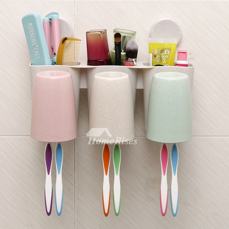 Best Toothbrush Holder Abs No Drill Wall
