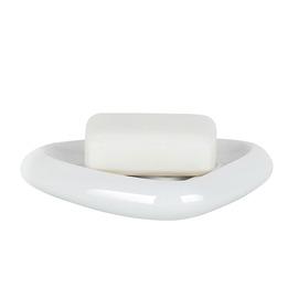 Good Quality White Ceramic Soap Dish For Bathroom