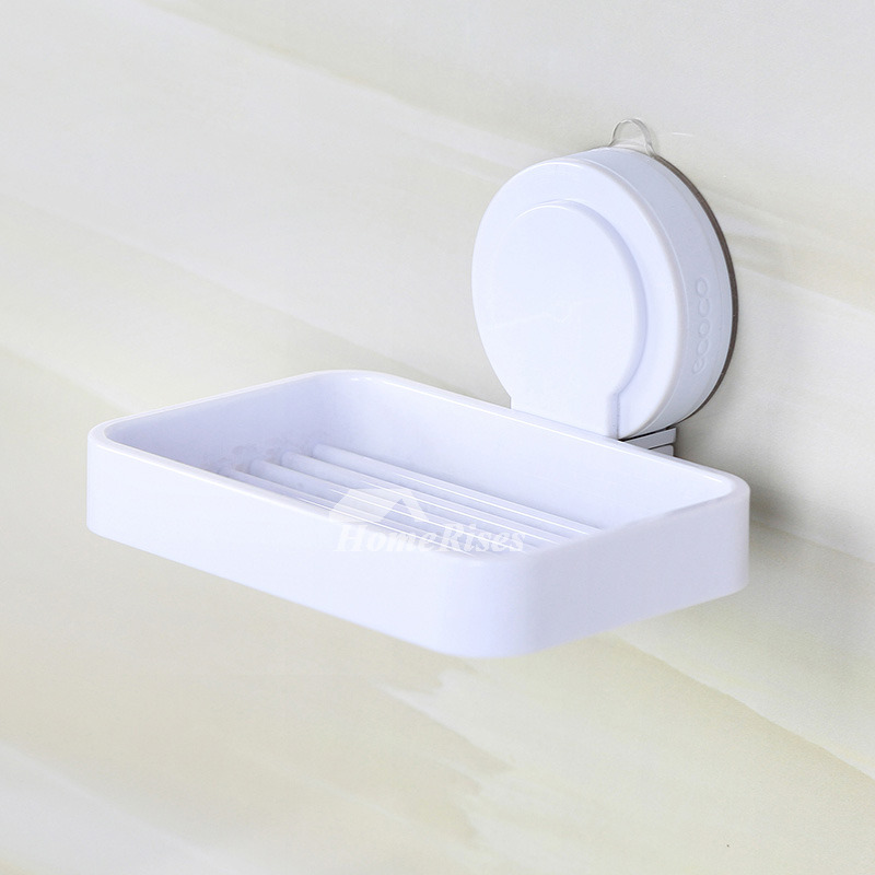 Best Bathroom Soap Dish Wall Mount White Painting
